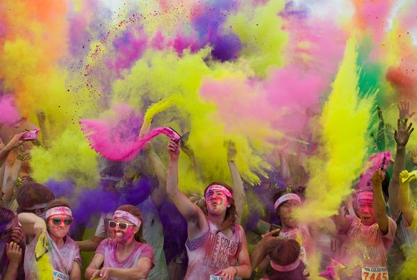 12 The happiest 5K on the planet