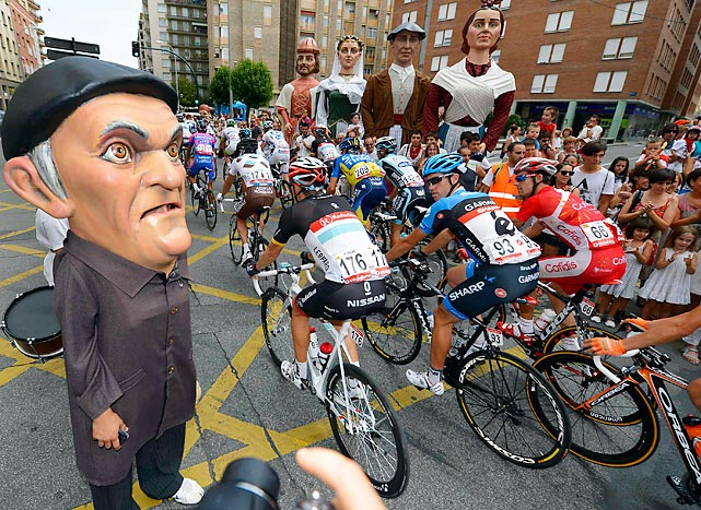 19 Watchful eyes No Doping will be tolerated