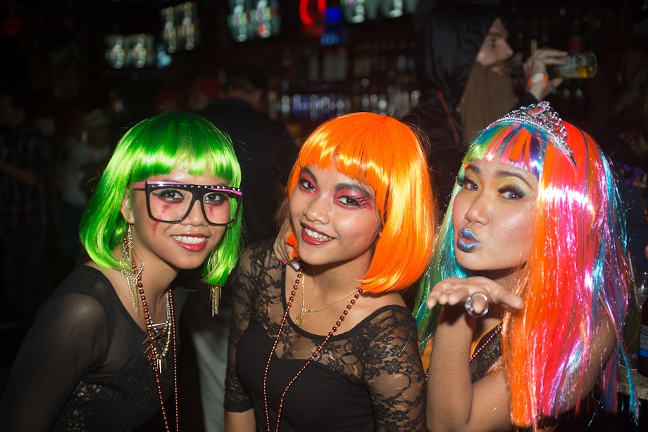 2012-1031 Neon and Nerds Halloween Party