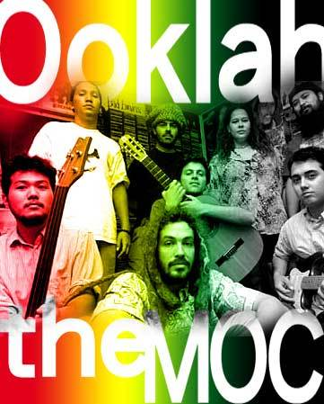 2013-0316 St. Patty's Day featuring local reggae band Ooklah the Moc