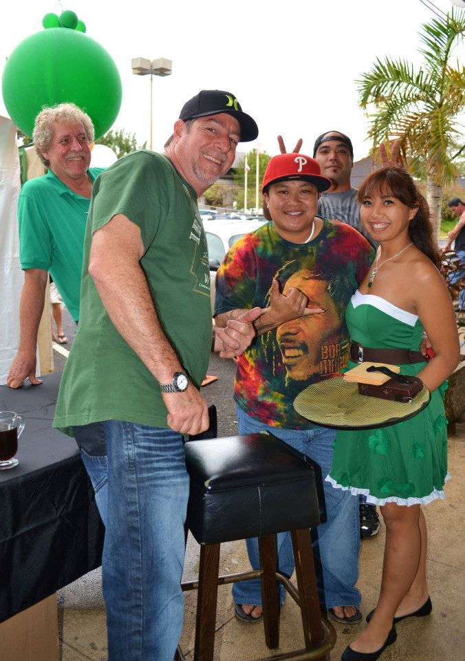 2013-0317 Luck of the leprechauns happy St Pattys day A